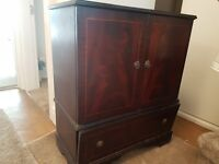 Rosewood TV Cabinet