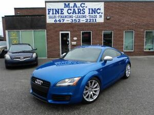 2010 Audi TT 2.0T - AWD    S-LINE - CERTIFIED & E-TESTED