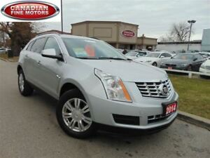2014 Cadillac SRX LEATHER- ONE OWNER- GM WARRANTY