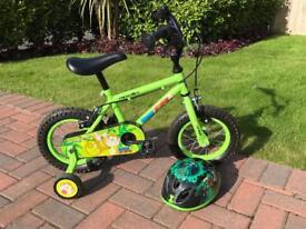Apollo Marvin the Monkey Children's Bike