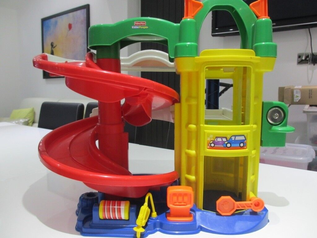 Little People Garage : Fisher price little people garage in thornhill cardiff