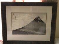 Katsushika Hokusai Japanese artist woodblock prints