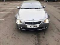 Bmw 645ci Convertible M6 EXHAUST **P/X WELCOME**