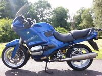 BMW R1150RS TOURING EXCELLENT CONDITION