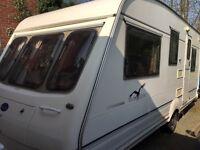 Bailey Ranger 550/5 Caravan
