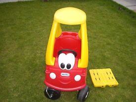 LITTLE TYKES CAR