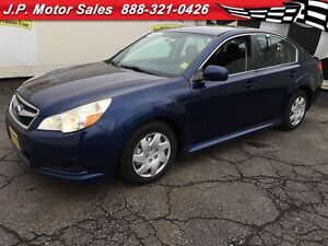 2010 Subaru Legacy 2.5i, Automatic, Heated Seats, AWD