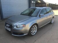AUDI A4 2.0 TDI AVANT S LINE - LONG MOT - IN VERY GOOD CONDITION - BARGAIN