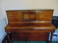 Kirkwood Piano (5 broken keys)