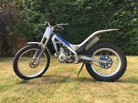 Sherco 2.5 Trials Bike