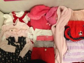 6-9 mths clothes for girl