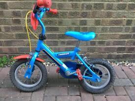 Thomas 12in bike 12in