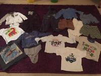 Baby clothes 6-9 month boys bundle