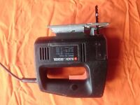 Black and Decker BD 531 Jigsaw 350 watt.
