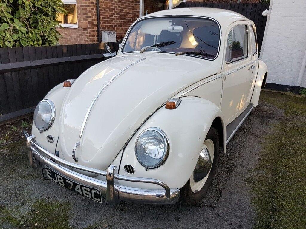 classic vw beetle 1965 rhd in walton on thames surrey gumtree. Black Bedroom Furniture Sets. Home Design Ideas