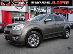 2012 Chevrolet Equinox LTZ, LEATHER INTERIOR, MINT CONDITION
