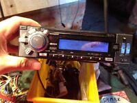 CLARION DX468RMP Car Stereo