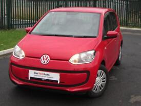 Volkswagen UP MOVE UP (red) 2013-07-31