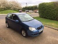 VOLKSWAGEN POLO 1.2 2007 NEW SHAPE LONG MOT DRIVES THE BEST
