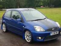 Ford fiesta 2.0 st 150 06 plate 76.000 miles