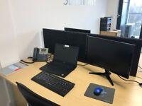 Desk Divider / Desk Partition / Desk Screen