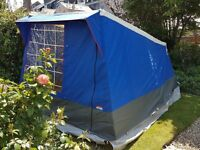 Cabanon 'Champagne' 4 Person Frame Tent