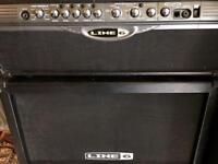 *Line 6 Spider II Guitar Amplifier*