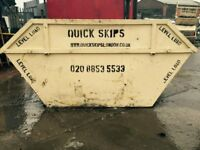 Quick Skips London Recycling Limited 0207 537 2692