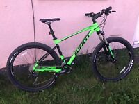 Giant Fathom 2 2017 racing bike for sale!