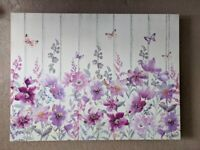Canvas painting x2