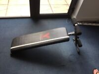 York Fitness Home Gym Dumbell Bench