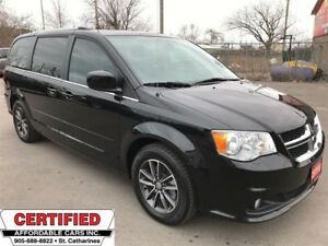 2017 Dodge Grand Caravan SXT Premium Plus ** NAV, BLUETOOTH, STO
