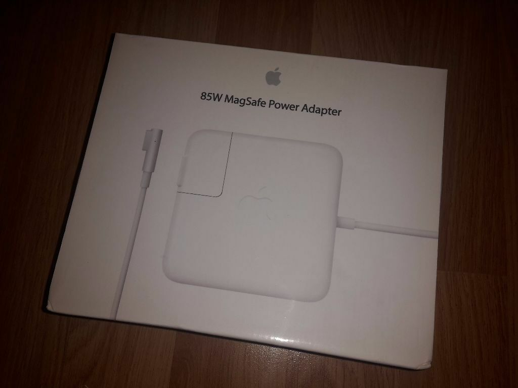 Original Apple 85w Magsafe Sealed In Box Uk Plug For Macbook Retina A1343 Adapter Charger Pro 15 Laptop
