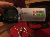 Barely used Sony DV