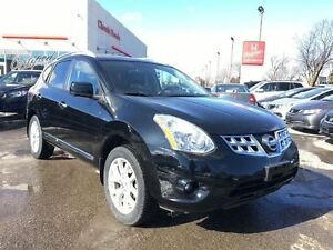 2013 Nissan Rogue SL | LEATHER | CLEAN CARPROOF | REAR CAM | AWD