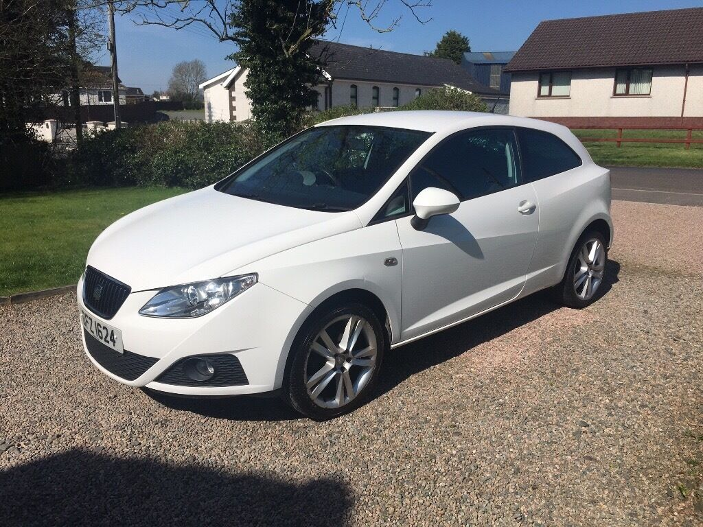 2010 seat ibiza 1 4 sport motd april 2018 low insurance in lisburn road belfast. Black Bedroom Furniture Sets. Home Design Ideas