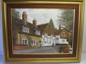 painting of Godalming