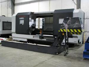LEADWELL-MAXCUT - MASTEEL  CNC LATHES/TURNING CENTERS - IN STOCK