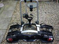 Thule Bike Rack - 2 bikes, tow-bolt fitting