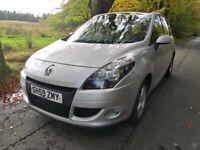 Renault, SCENIC, MPV, 2009, Manual, 1598 (cc), 5 doors