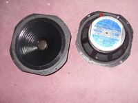 """Turbosound 18"""" and 10"""" High quality speakers"""