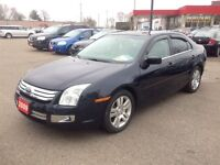 2009 Ford Fusion SEL LEATHER! LOADED!