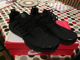 Nike Air Presto Trainers size 11 (UK)