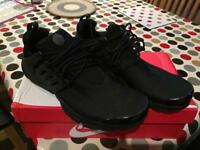 Nike Air Presto Trainers size 11 (UK)