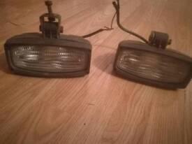 Car spot/fog lamps