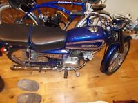 1970 HONDA 50 IMMACULATE CONDITION