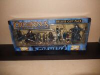 Rare Lord of the Rings - FELLOWSHIP of the RING Deluxe Gift Pack