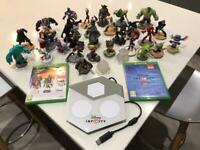 Disney Infinity Xbox 1 Bundle