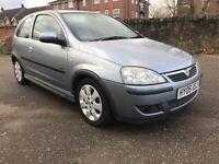 ★❄ Pre-XMAS SALE ★❄ 2005 Vauxhall Corsa 1.2 Sxi | Low Mileage 54k | 12 Months MOT