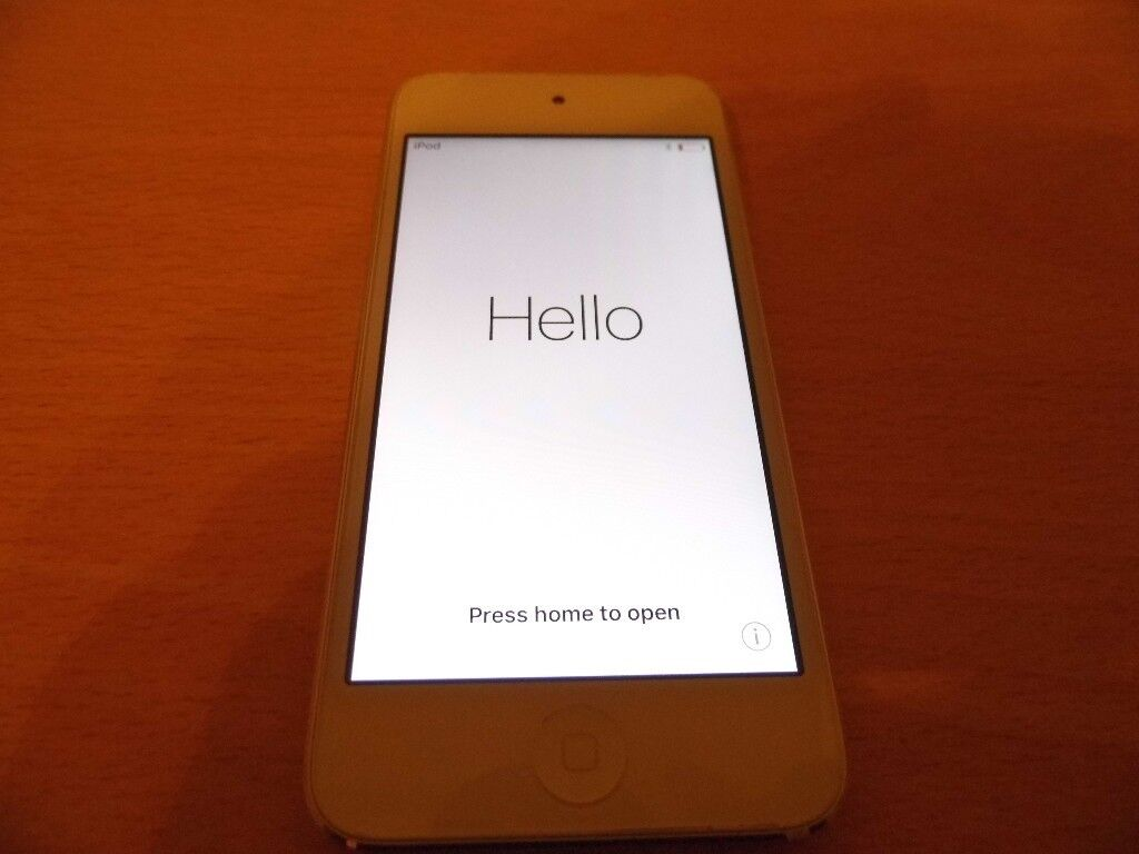 Apple Ipod Touch 6th Generation 16gb In Wareham Dorset Gumtree 6 Blue